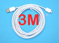 New 5M Micro USB Data Sync Charger Cable For Blackberry Bold 9700 9780 9900 9790