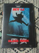 Black Mask DVD - Jet Li - Artisan - with Booklet