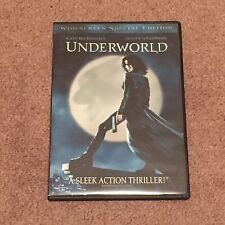 Underworld Special Edition (DVD, Movie, Action, Thriller, Widescreen, Rated-R)