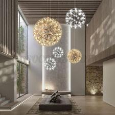 20CM Modern Nordic Chandelier Fireworks LED Ceiling Pendant Lamp Fixture Lights