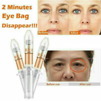 Magic Eye Cream 2 Minutes Instant Remove Eyebags Firming Eye Anti Puffiness UK~