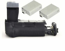 Vertical Battery Grip Pack para Canon EOS 550D 600D 650D 700D +2x LP-E8 Batería