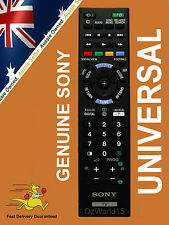 GENUINE SONY SUBSTITUTE REMOTE FOR RM-GD028 KD-65X9004A KDL-42W800A KDL-46W900A