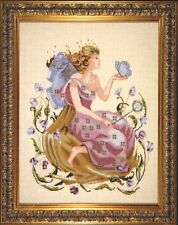 Butterfly Fairy - Cross Stitch - Free Postage