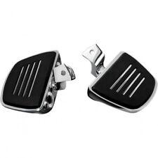 Premium mini boards with fort drop mounts chrome - Kuryakyn 4328