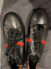 Men's Gucci Ace sneakers Shoes Size 10 1/2