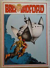 BRICK BRADFORD tavole domenicali a colori collana gertie daily 94 comic art 1980