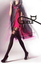 Sexy Strumpfhose Fantasia Girl-UP 12 von Gatta in Strapsoptik