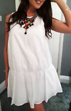 ZARA WHITE OFF THE SHOULDER DRESS SOLD OUT
