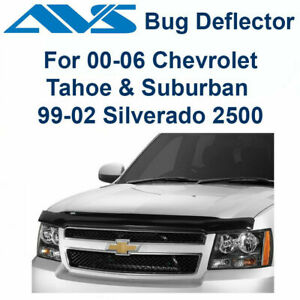 AVS 23827 Bugflector Stone/Bug Deflector Hood Shield 2000-2006 Chevy Tahoe