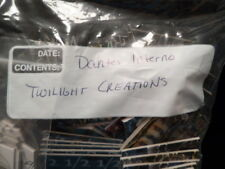 Twilight Creations- DANTES INFERNO- Replacement pieces