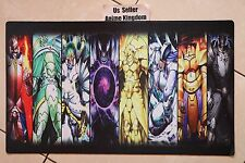 USA Seller Custom Anime Playmat Play Mat Mouse Pad Monarch Theme #645