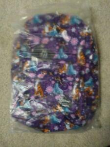 Disney Loungefly Aladdin Jasmine Rajah Backpack Travel Bag NWT