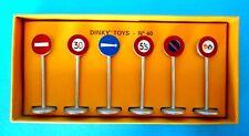 DINKY TOYS PANNEAUX SIGNALISATION VILLE N° 40  ATLAS 2083982  [N]