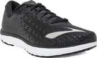 BROOKS PURE FLOW 5 Mens SNEAKERS Black/Silver RUNNING SHOES Athletic NWOB