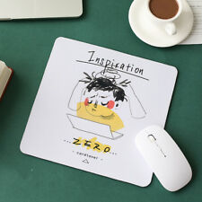"""""""Nice Day"""" 1pc Cute Kawaii Computer Mouse Pad Soft Rubber Mouse Mat Cute Gift"""