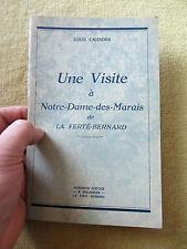une visite à l'église Notre-Dame-des-Marais de la Ferté-Bernard (Sarthe)