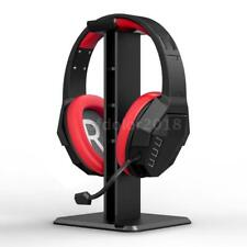 Plastic Headphone Hanger Headset Holder Earphone Bracket Desk Display Stand G0L0