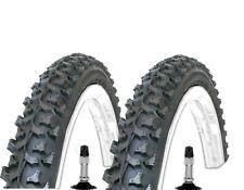 """2 trozo de neumáticos de bicicleta Kenda 24/"""" MTB neumáticos 24x1,95 azul 50-507"""