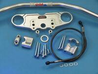 ABM Superbike Lenker-Kit Suzuki GSX-R 750 (GR7AA/B/C)   90-91   silber
