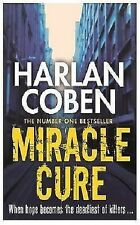 HARLAN COBEN ___ MIRACLE CURE ___ BRAND NEW ___ FREEPOST UK