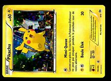 PROMO POKEMON CARD FRANCAISE MCDONALD's 2016 HOLO N°  6/12 PIKACHU .... (U)