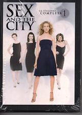 Sex And city la stagione completa 1 DVD