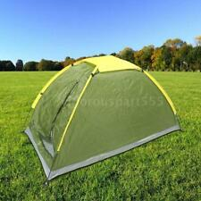 Fast Quick Easy Pitch 1 Man Waterproof 1 Person Dome Tent Festival Camp HOT X4C2