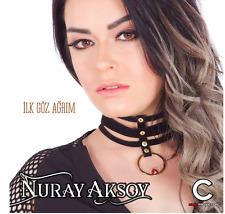 ilk goz agrim CD NURAY AKSOY   TURKISH TURQUIE   KARADENIZ  2017
