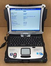 Panasonic Toughbook Laptop CF-19 10.4 Intel i5 U 540 1.2Ghz 2GB RAM NO HDD/Caddy