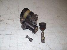 honda gl1000 goldwing 1000 rear back brake master cylinder 78 79 1978 1979