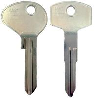 DATSUN TWIN KEY BLANK SET - 120Y  140 180B 200B & More