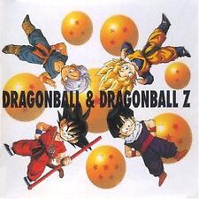 Dragon Ball TV Anime SOUNDTRACK CD Japanese Dragon Ball  Z   5cd set cd-box