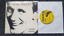 Gene Vincent - Rainyday sunshine 7'' EP Single