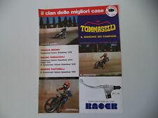 advertising Pubblicità 1977 TOMMASELLI e CHARLIE BROWN/FERRACCIOLI/PASTORELLI