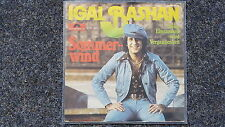 Igal Bashan - Sommerwind 7'' Single SUNG IN GERMAN
