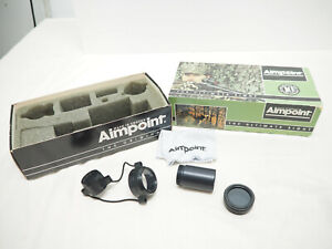 Aimpoint 5000 Box Lens Cover & Accessories 5000 3 MOA Black Lens Cover