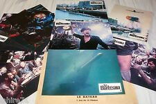 LE BATEAU Das Boot ! w petersen jeu 12 photos cinema lobby cards sous-marin 1979
