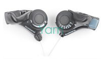 Shimano Tourney SL-TX30 3*7Speed Shifter Set Index SiS Thumb Shifters w/Cable