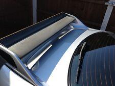 For Nissan Skyline R33 GTR Rear Twin Wing Spoiler Blade Kit NSMO Carbon Fiber