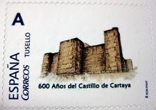 Sello personalizado 600 años del Castillo de Cartaya (Huelva) TARIFA A
