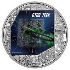 Kanada 20 Dollar 2017 Star Trek™ The Borg - The Next Generation - 1 Oz Silber PP