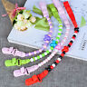 Baby Pacifier Clip Chain Dummy Pacifiers Leash Strap Beads Teether Toy NTATAUR8Y