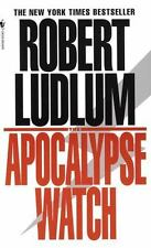The Apocalypse Watch by Robert Ludlum (1996, Paperback)