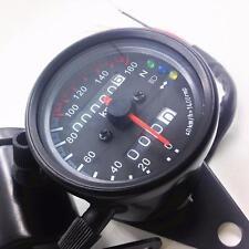 LCD Digital Motorcycle Speedometer Odometer Motorbike Tachometer Gauge Clock LED