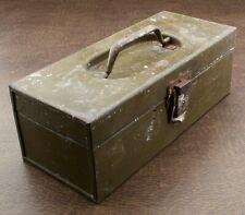 Vintage Hobart Watertite Tackle Box