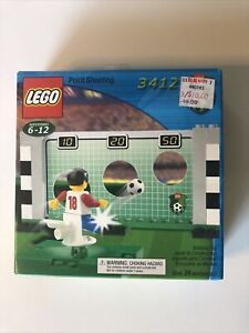 Lego Soccer 3412  Point Shooting set, 2000 NIB