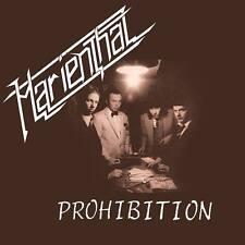 MARIENTHAL - Prohibition (NEW*CULT 80's METAL*FRANCE*MEGARARE*LIM.ED.500*D.HEAD