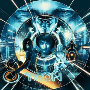 Tron: Legacy - Vinyl Edition Motion Picture Soundtrack 2XLP by Mondo Pre-Order