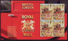 Gran Bretaña 2009 tesoros del archivo Menta desmontado.